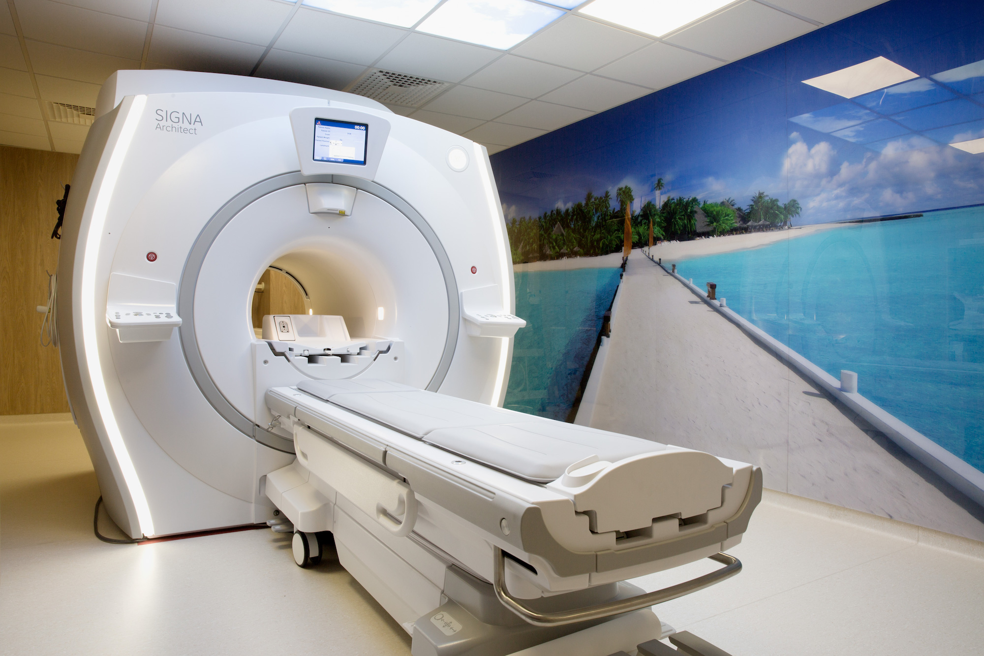 Ge Mri Profile Head Coil Craigslist: Signa Architect GE